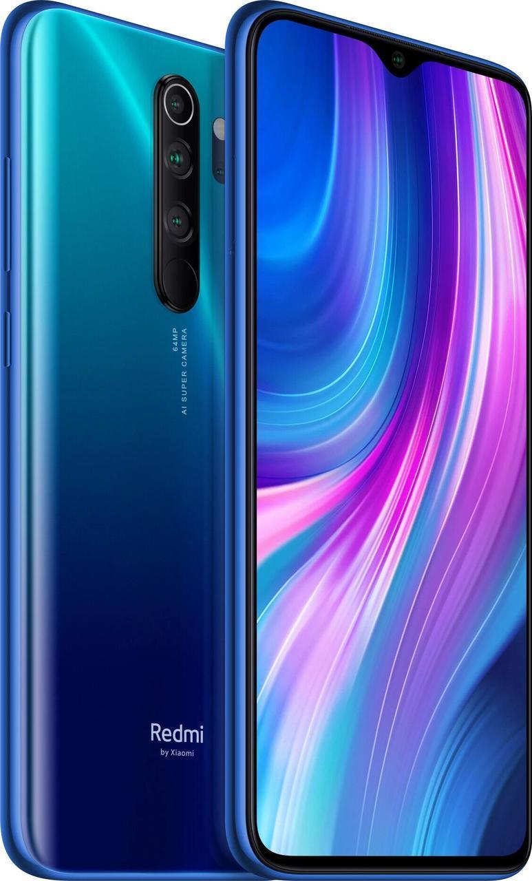 Redmi Note 8 Pro 6/128Gb (Blue)