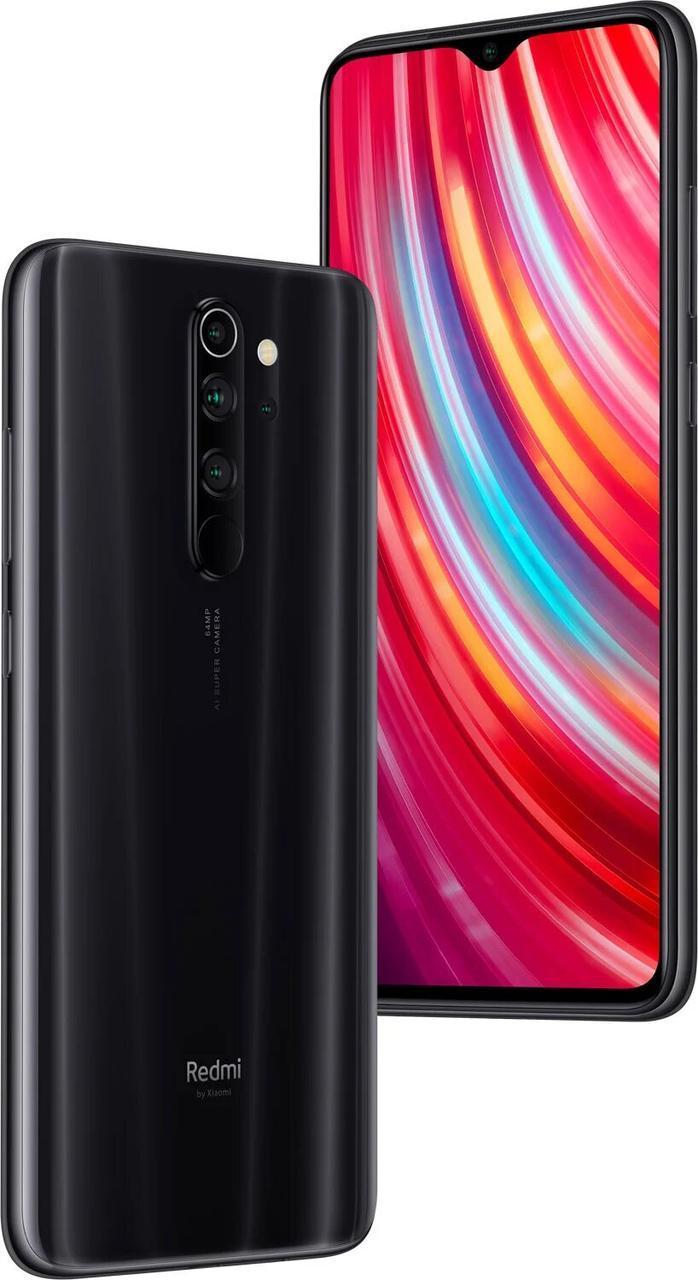 Redmi Note 8 Pro 6/128Gb (Black)