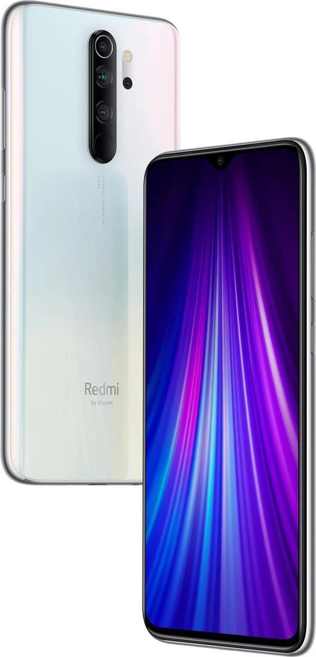 Redmi Note 8 Pro 6/128Gb (White)