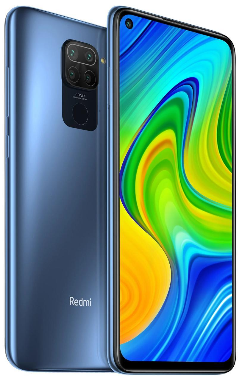 Redmi Note 9 4/128Gb (Midnight Grey)