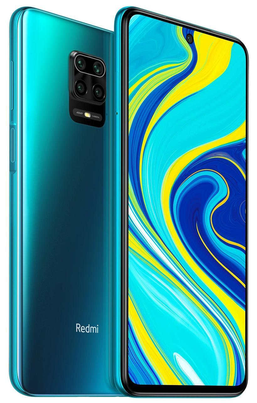 Redmi Note 9S 4/64Gb (Aurora Blue)
