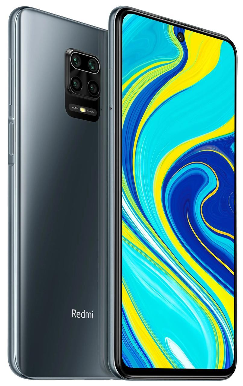 Redmi Note 9S 6/128Gb (Interstellar Grey)