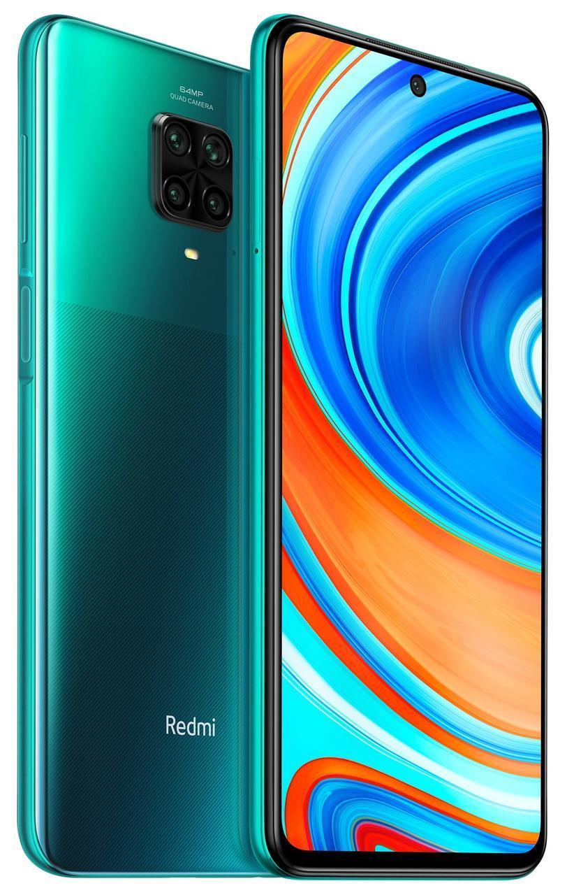 Redmi Note 9 Pro 6/128Gb (Tropical Green)