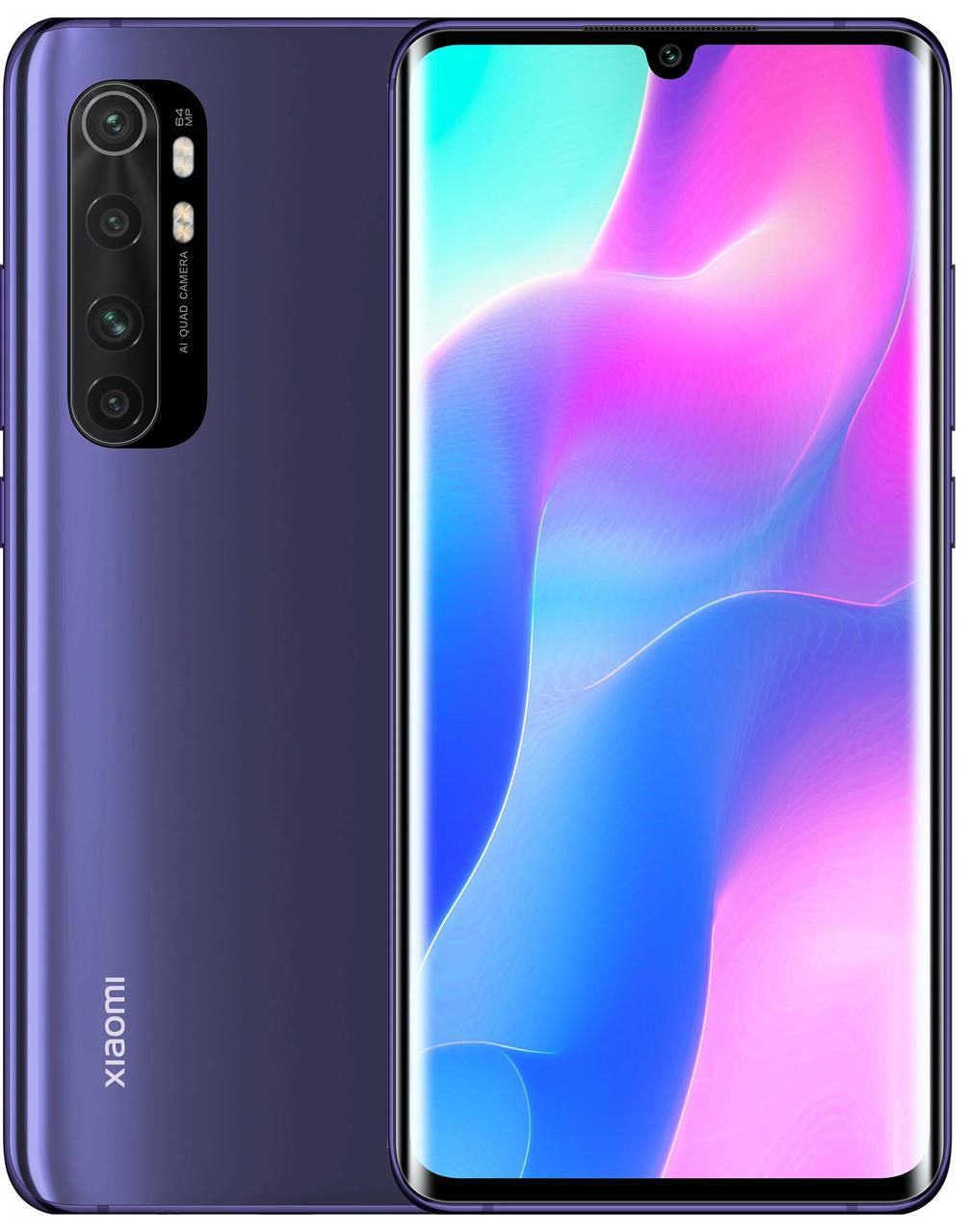 Mi Note 10 Lite 6/64Gb (Nebula Purple)