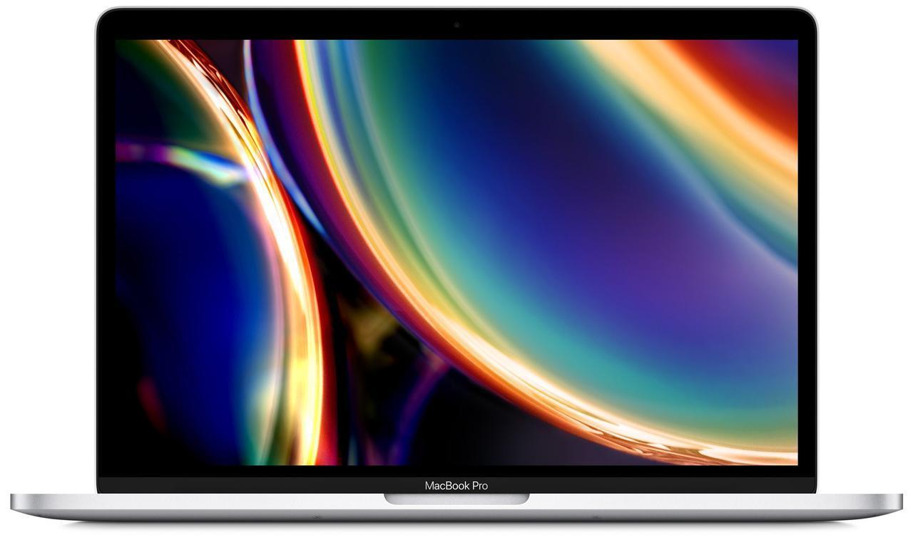 """MacBook Pro 13"""" Silver 2020 8/256Gb (MXK62)"""