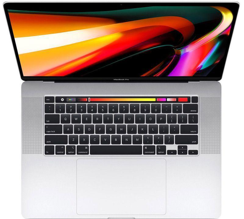 "MacBook Pro 16"" Silver 2019 (MVVL2) i7, 16/512GB, 5300M"