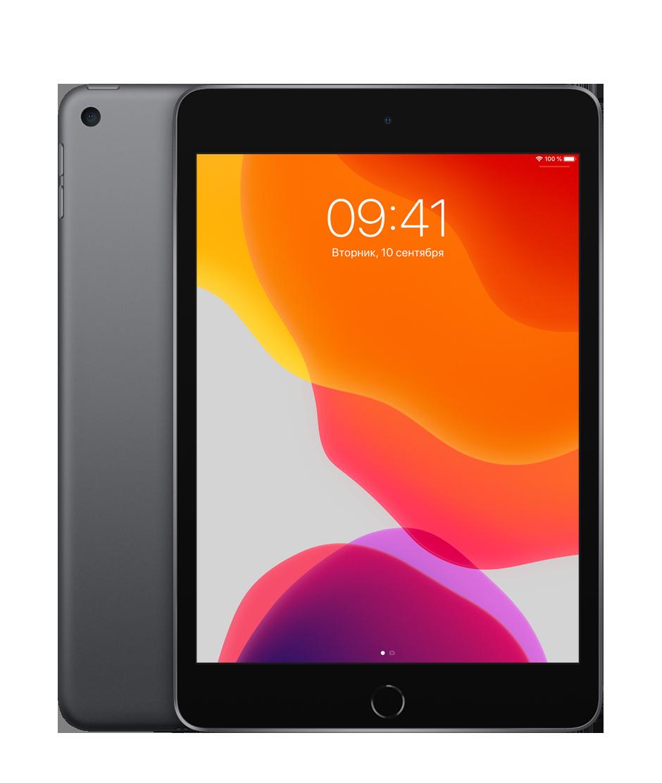 Планшет Apple iPad mini (5th generation) Wi-Fi 256Gb Space Gray
