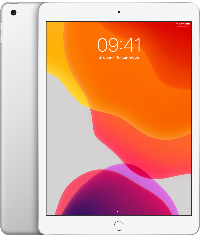 Планшет Apple iPad 10.2″ (7th generation) Wi-Fi 32Gb Silver