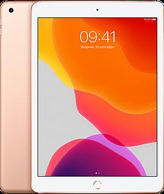Планшет Apple iPad 10.2″ (7th generation) Wi-Fi 32Gb Gold