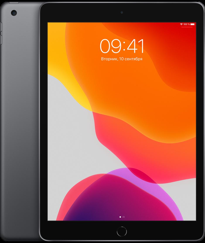 Планшет Apple iPad 10.2″ (7th generation) Wi-Fi 128Gb Space Gray