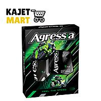 Agressia FRESH Подарочный набор (пена для бритья + бальзам после бритья)