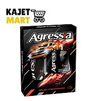 Agressia NORMAL Подарочный набор (пена для бритья + бальзам после бритья)