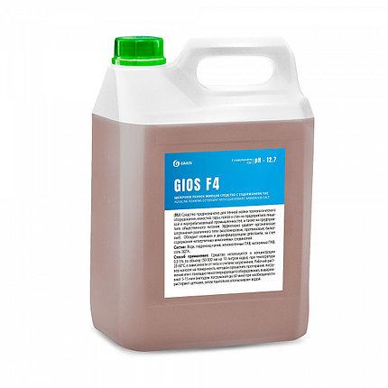 Щелочное пенное моющее средство с содержание ЧАС GIOS F4, фото 2