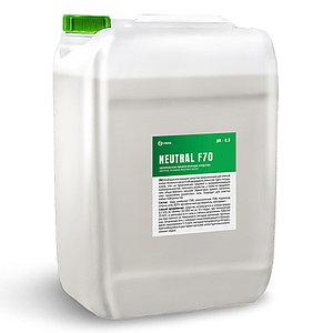 Нейтральное пенной моющее средство NEUTRAL F70