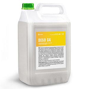 Дезинфицирующее средство на основе 15% надуксусной кислоты DESO C4