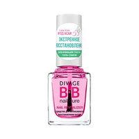 Средство для интенсивного восстановления ногтей Divage Nail Cure BB Nail Revitalizer, 12 мл (комплект из 2