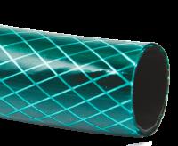 Шланг поливочный ПВХ, трёхслойный армированный 1/2, 25м Вихрь, фото 1