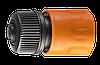 Соединитель аквастоп быстросъемный для шланга 1/2 Вихрь