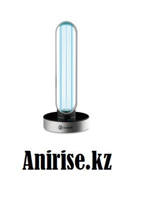 Лампа ультрафиолетовая бактерицидная безозоновая HJ-1702-W