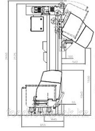 Подъёмник-загрузчик для вакуумных массажеров  31.2003.1510