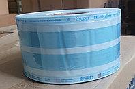 """Рулон комбинированный со складкой """"СтериТ®"""", (размеры: от 75ммх25ммх100м до 400ммх80ммх100м)"""