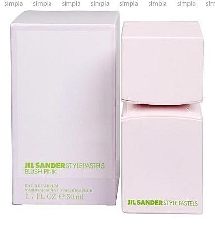 Jil Sander Style Pastels Blush Pink парфюмированная вода  (ОРИГИНАЛ)