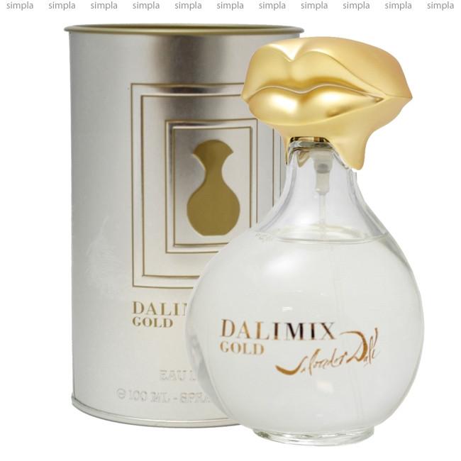 Salvador Dali Dalimix Gold туалетная вода объем 100 мл тестер (ОРИГИНАЛ)