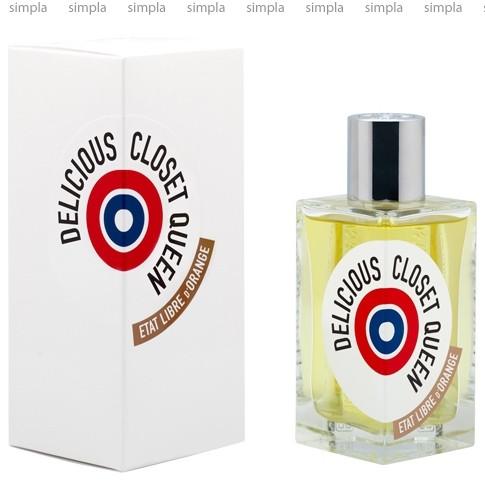 Etat Libre d`Orange Delicious Closet Queen парфюмированная вода  (ОРИГИНАЛ)