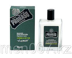 PRORASO Cypress & Vetiver (Бальзам после бритья) (Кипарис и зеленый ветивер)