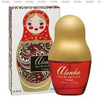 Apple Parfums Alenka Rouge парфюмированная вода  (ОРИГИНАЛ)