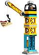 10933 Lego Duplo Башенный кран на стройке, Лего Дупло (уценка -50%), фото 5