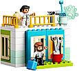 10933 Lego Duplo Башенный кран на стройке, Лего Дупло (уценка -50%), фото 6