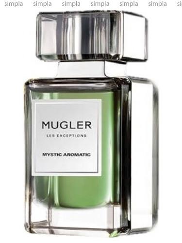 Thierry Mugler Les Exceptions Mystic Aromatic парфюмированная вода объем 80 мл тестер (ОРИГИНАЛ)