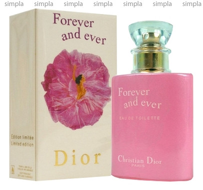 Christian Dior Forever And Ever 2001 туалетная вода объем 50 мл тестер (ОРИГИНАЛ)
