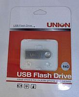 USB UNION флеш-накопитель 64GB, шт