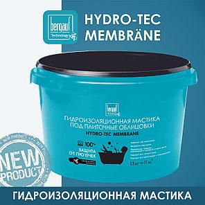 "Гидроизоляционная мастика под плиточные облицовки Bergauf ""Hydro-Tec Membrane"", 4 кг, фото 2"
