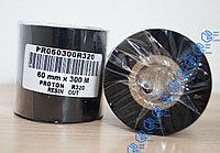 Красящая лента (риббон) Resin 60мм*300м, фото 1