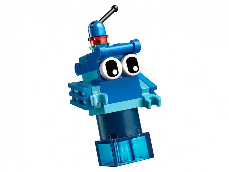 LEGO Classic 11006 Синий набор для конструирования, конструктор ЛЕГО - фото 5
