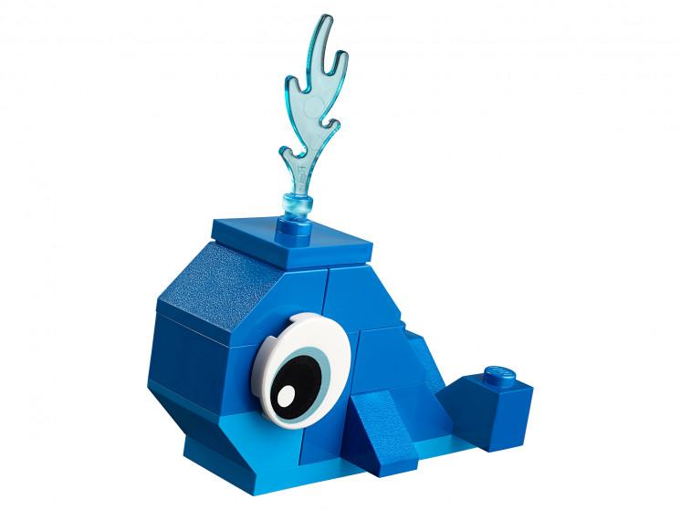 LEGO Classic 11006 Синий набор для конструирования, конструктор ЛЕГО - фото 6