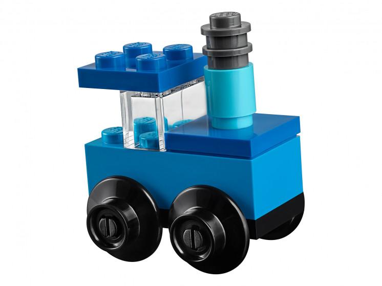 LEGO Classic 11006 Синий набор для конструирования, конструктор ЛЕГО - фото 7