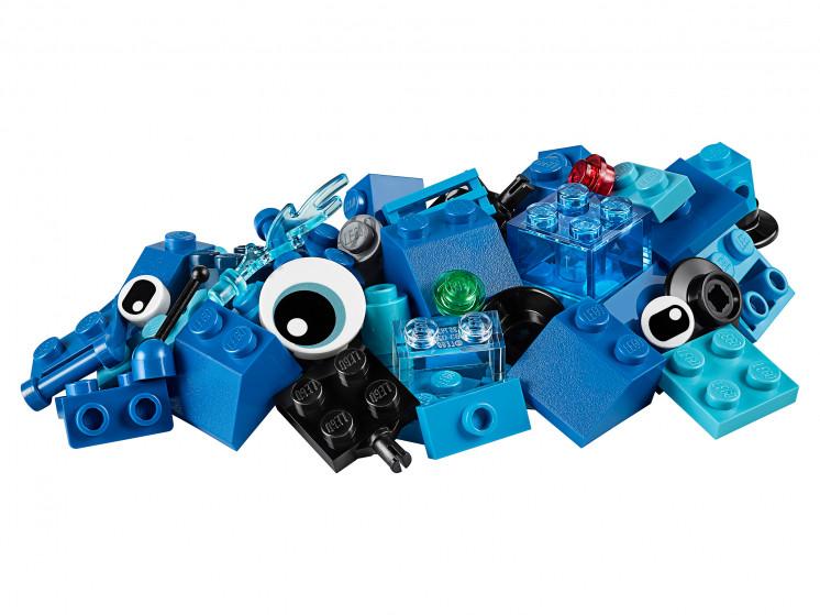 LEGO Classic 11006 Синий набор для конструирования, конструктор ЛЕГО - фото 8
