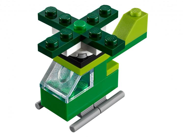 LEGO Classic 11007 Зеленый набор для конструирования, конструктор ЛЕГО - фото 7