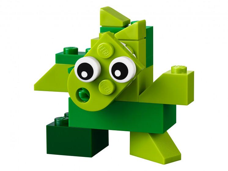 LEGO Classic 11007 Зеленый набор для конструирования, конструктор ЛЕГО - фото 10
