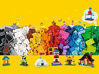 LEGO Classic 11008 Кубики и домики, конструктор ЛЕГО