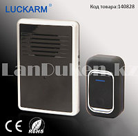 Беспроводной дверной звонок цифровой 25 мелодий  Luckarm 3903