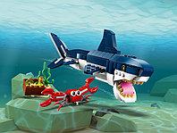 LEGO Creator 31088 Обитатели морских глубин, конструктор ЛЕГО