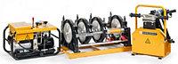 Гидравлическая машина для стыковой сварки Worldpoly 250, фото 1