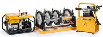 Гидравлическая машина для стыковой сварки Worldpoly 250