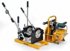 Гидравлическая машина для стыковой сварки PolyBasic 160M Worldpoly