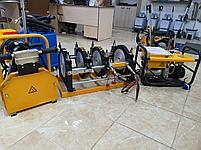 Гидравлическая машина для стыковой сварки Worldpoly 250, фото 2
